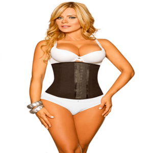 4 Hook Black Sport Latex Cincher